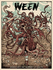 Image of Ween 2018 Show Edition
