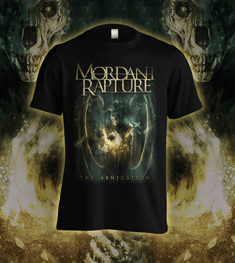 Image of MORDANT RAPTURE - The Abnegation - Tee