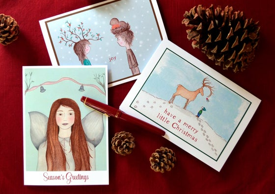 Image of Holiday Greeting Cards