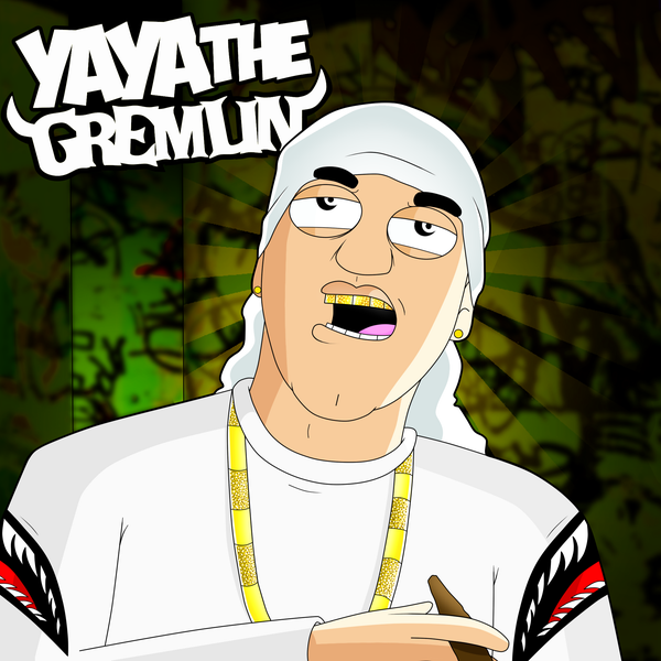 Image of YA YA the GREMLIN - CD