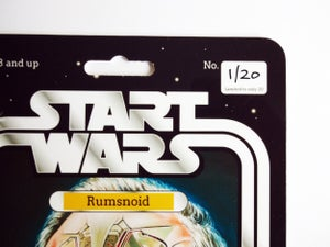 Image of Rumsnoid Start Wars