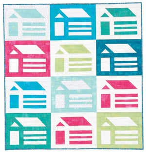 Image of Block Buster Quilts: I Love House Blocks