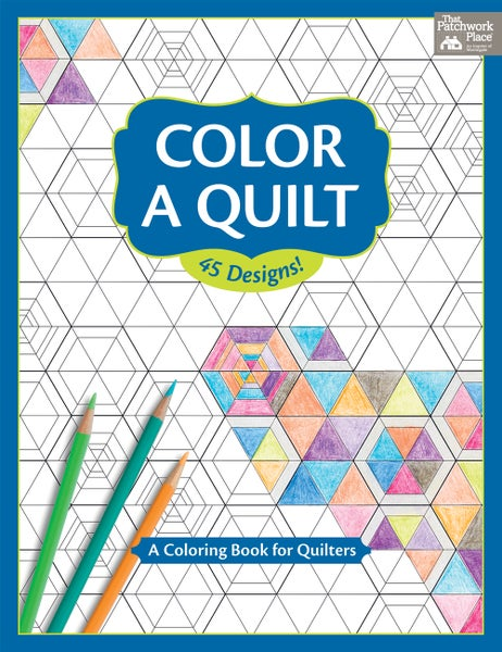 Image of Color A Quilt