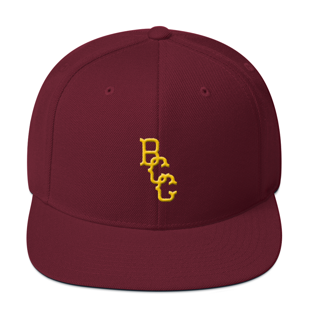 Image of B-C Negro League Snapback