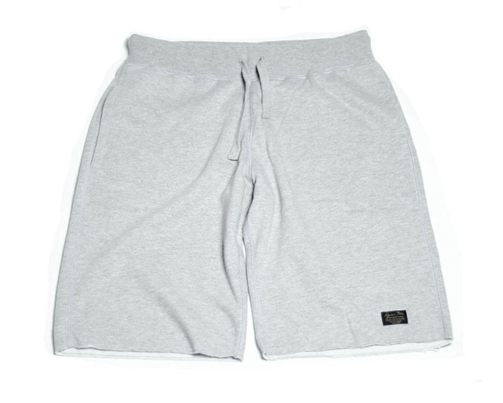 Image of Gold Label Sweatshort (gray)