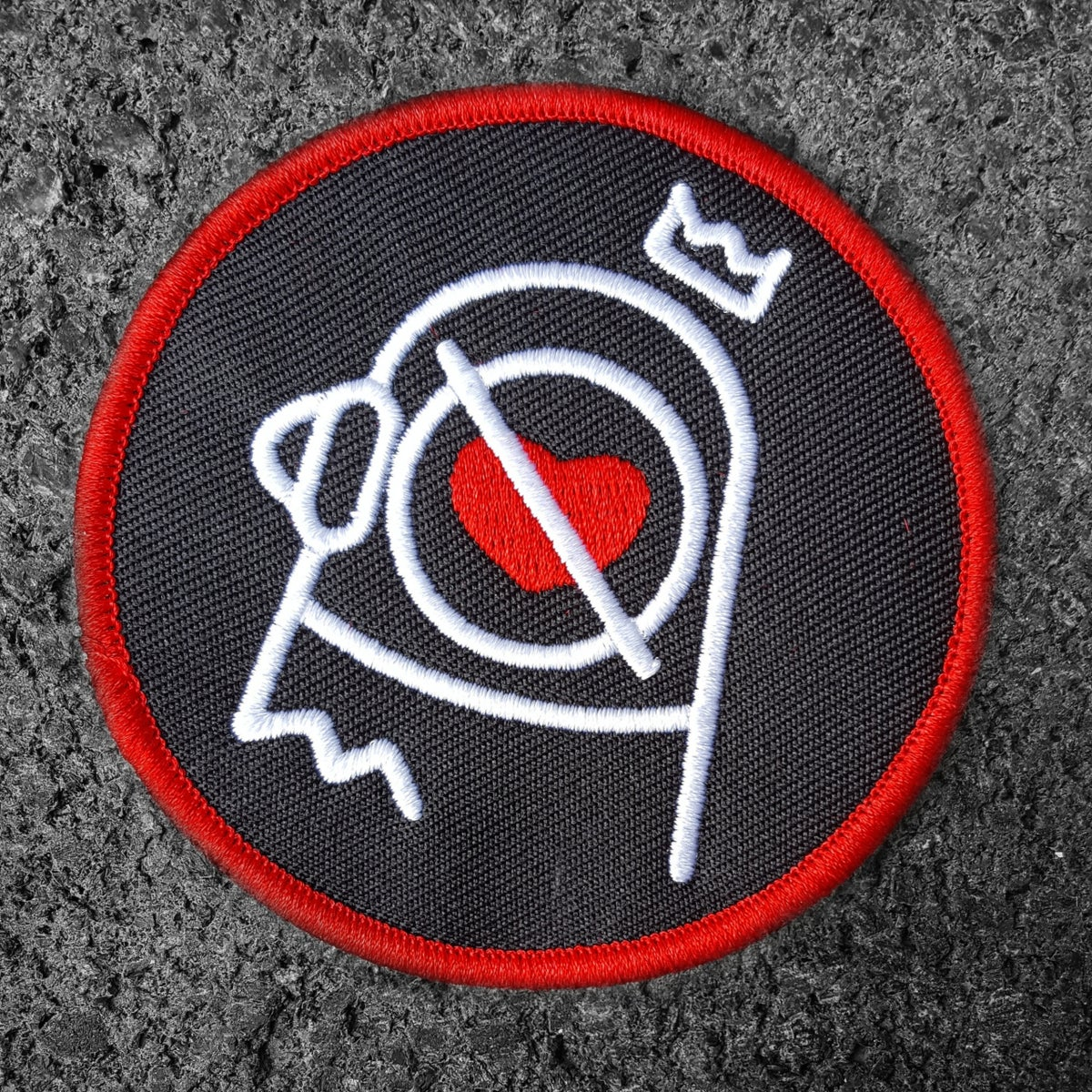 Image of Zero Love Patch