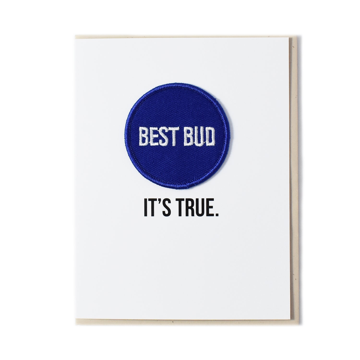 Image of Best Bud Card
