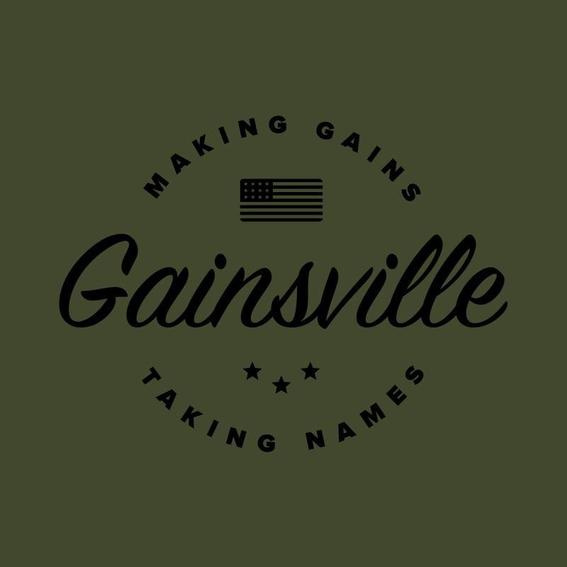 Image of Making Gains, Taking Names - Tee (unisex)