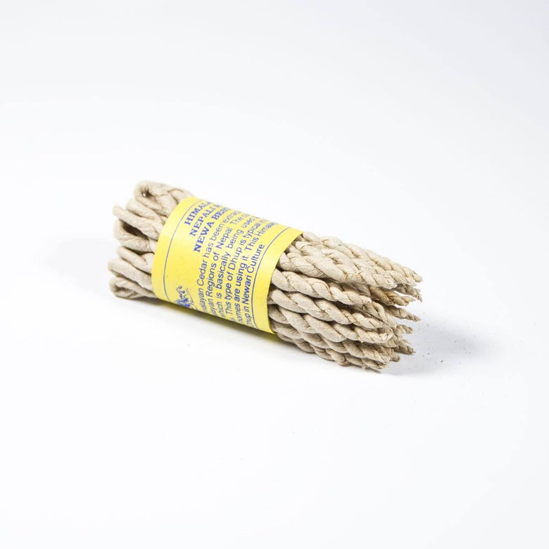 Image of Himalayan Cedar Rope Incense