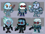 Image of Evolution of Mr Freeze