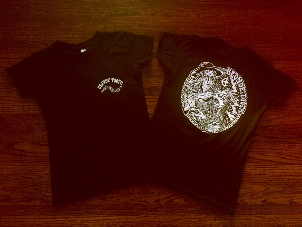 Image of (NEW) Pan- Witch Short sleeve (ladies cut) - Tee