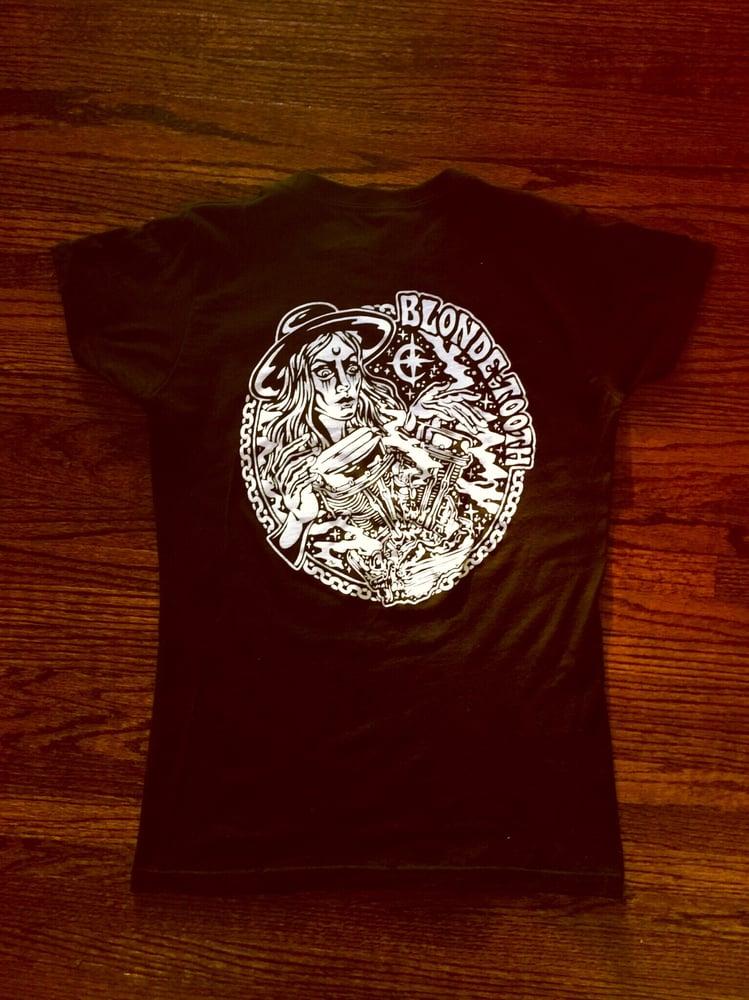 Image of  Pan- Witch Short sleeve (ladies cut) - Tee