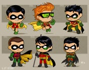 Image of Evolution of Robin