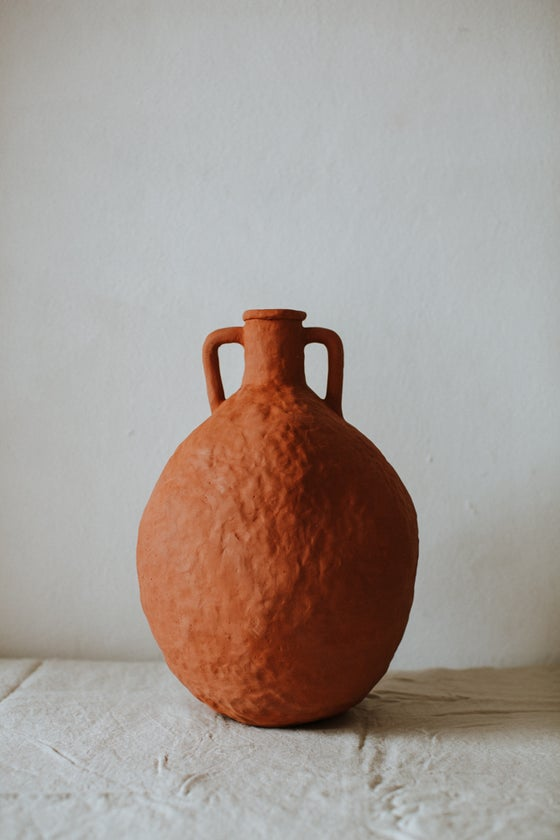Image of ~~clay date (TERRACOTTA)~~ July 1 2018