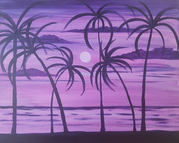 Image of Fundraiser: Alzheimer's Paint for a Cure