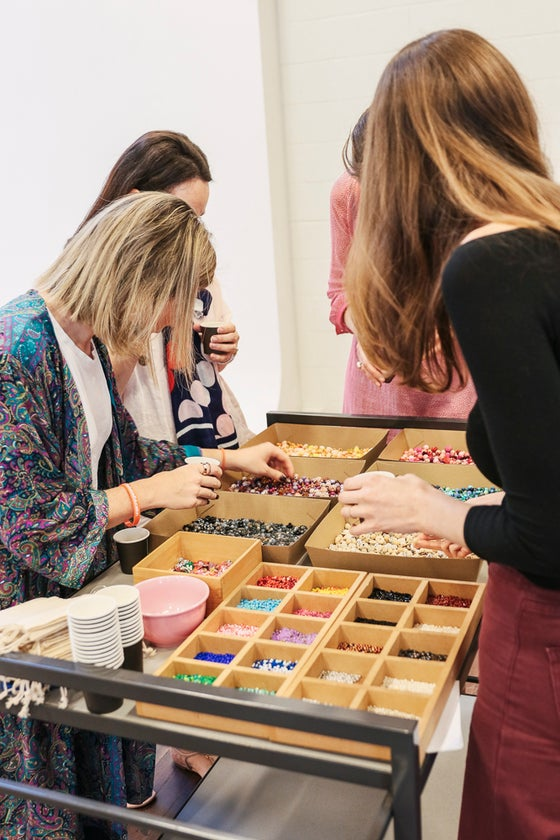Image of WORKSHOP - Sunday 26 August - Jewellery Making, West Elm