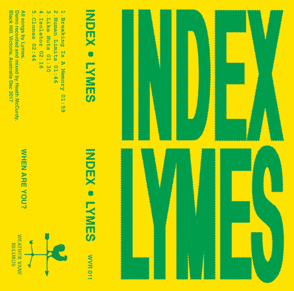 Image of Lymes - Index