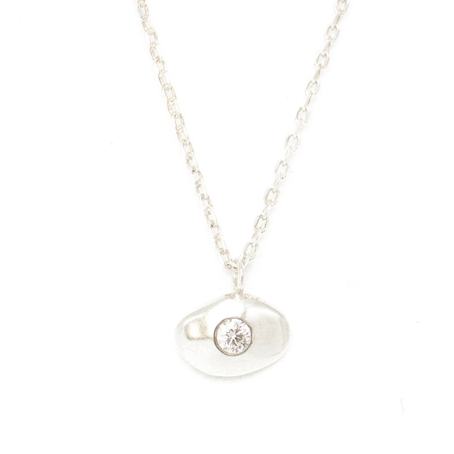 Image of Seneca Necklace in Silver