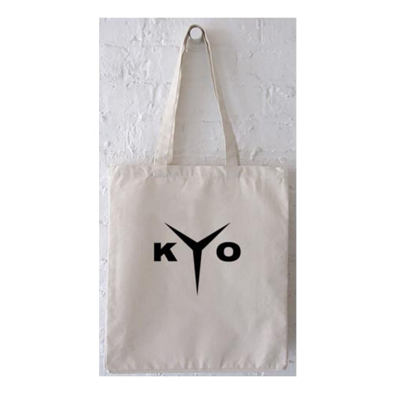 Image of TOTE BAG ECRU | KYO
