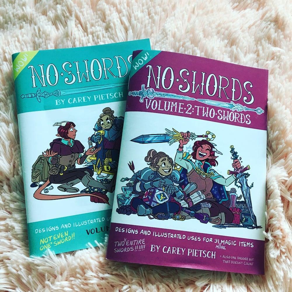 Image of No Swords Volumes 1 & 2 Bundle!