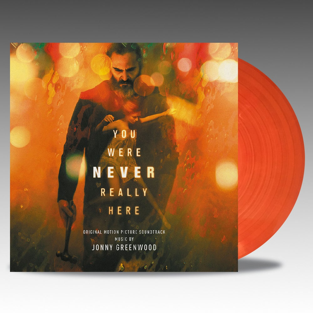 Image of You Were Never Really Here (Original Motion Picture Soundtrack) 'Amber Marble' - Jonny Greenwood