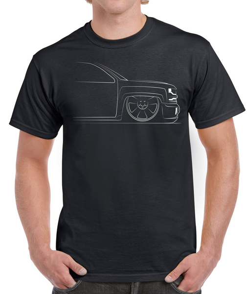 Image of Silverado Shirt (2XL and 5XL)