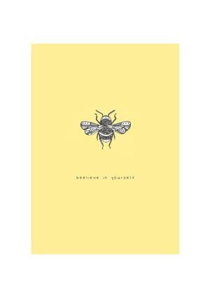 Image of Bee Positive Prints