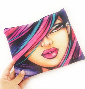 Image of Zipper Pouch Bags