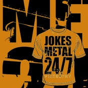 Image of JOKES METAL PUKE ORANGE LTD EDITION