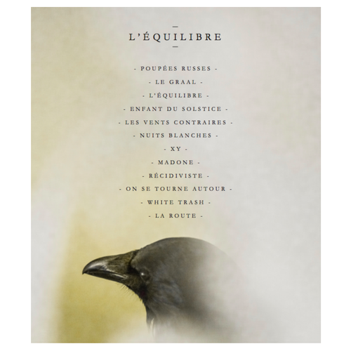 "Image of SONGBOOK ""L'EQUILIBRE"" 