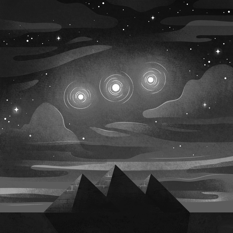 Image of IFS010: Sepia - Awaken / Instinct / Mordecai / Sekhmet (ft. Tailored Sound) [FULL SLEEVE ARTWORK]