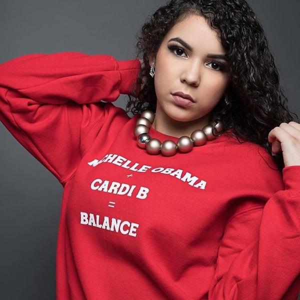 "Image of Balance Crew "" Michelle Obama """