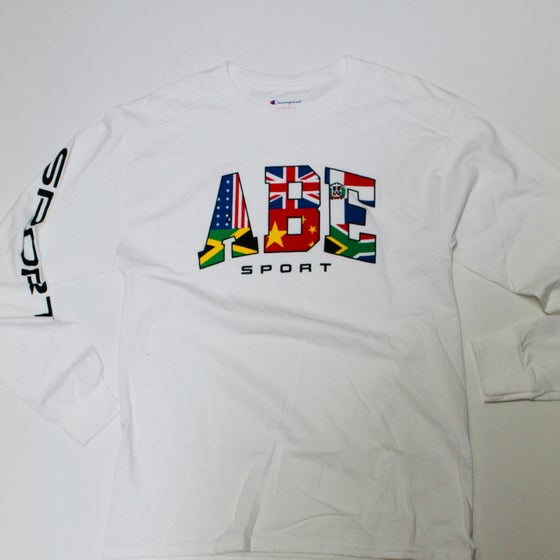 Image of ABE SPORT LONG SLEEVE TSHIRT