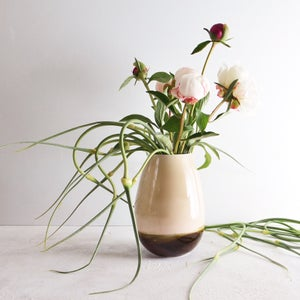 Image of Pink vase