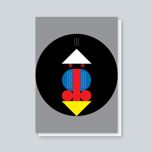 Image of Mandrill card