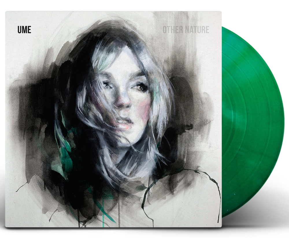 Image of 'Other Nature' Translucent Green Vinyl