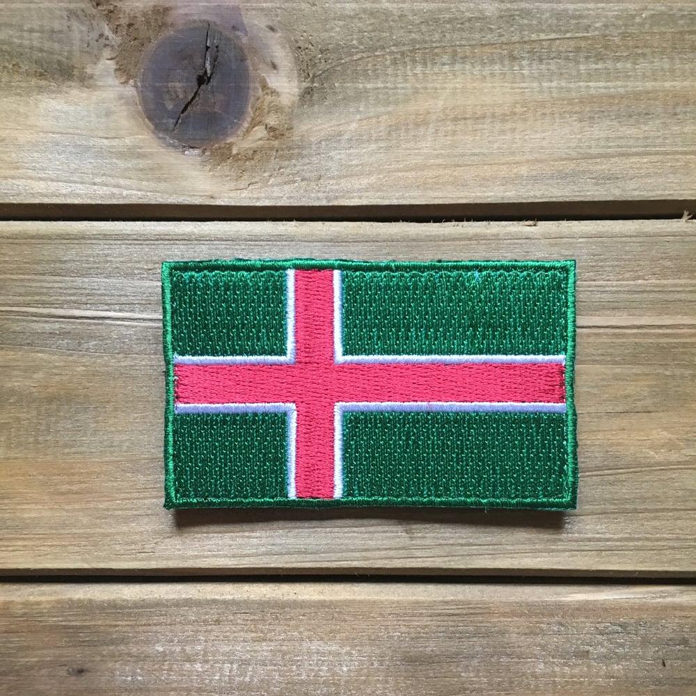 Image of LANDSKAPSFLAGGA - SMÅLAND