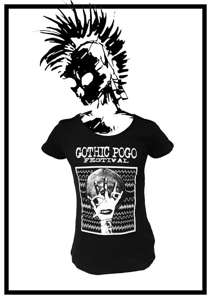 "Image of T-Shirt ""Hand"""