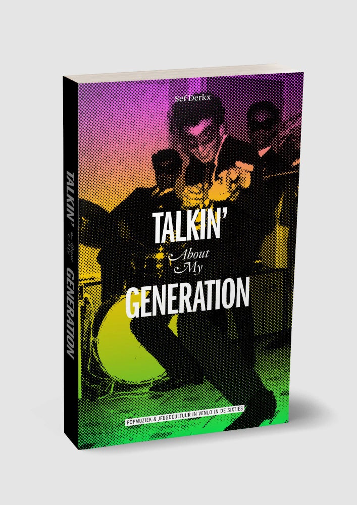 Image of Talkin' About My Generation Boek