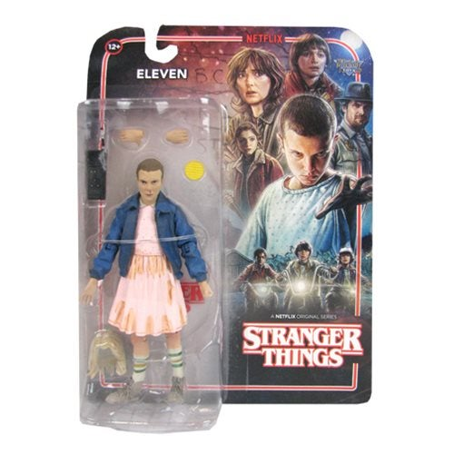 Image of Stranger Things 7-Inch Action Figure Set