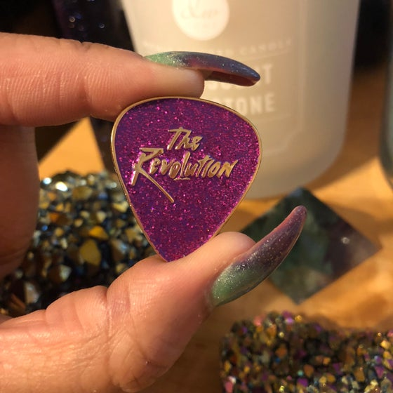 Image of THE REVOLUTION GUITAR PICK