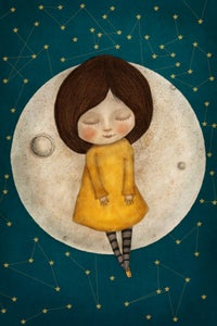 Image of Moon Girl
