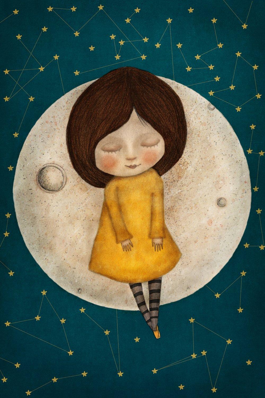 Image of Moon Girl