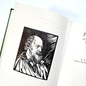Image of Selections from Tennyson's Idylls