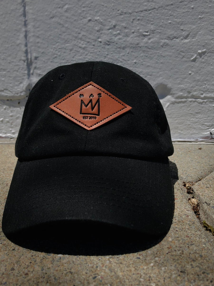 Image of CROWN OF MAB DAD CAPS