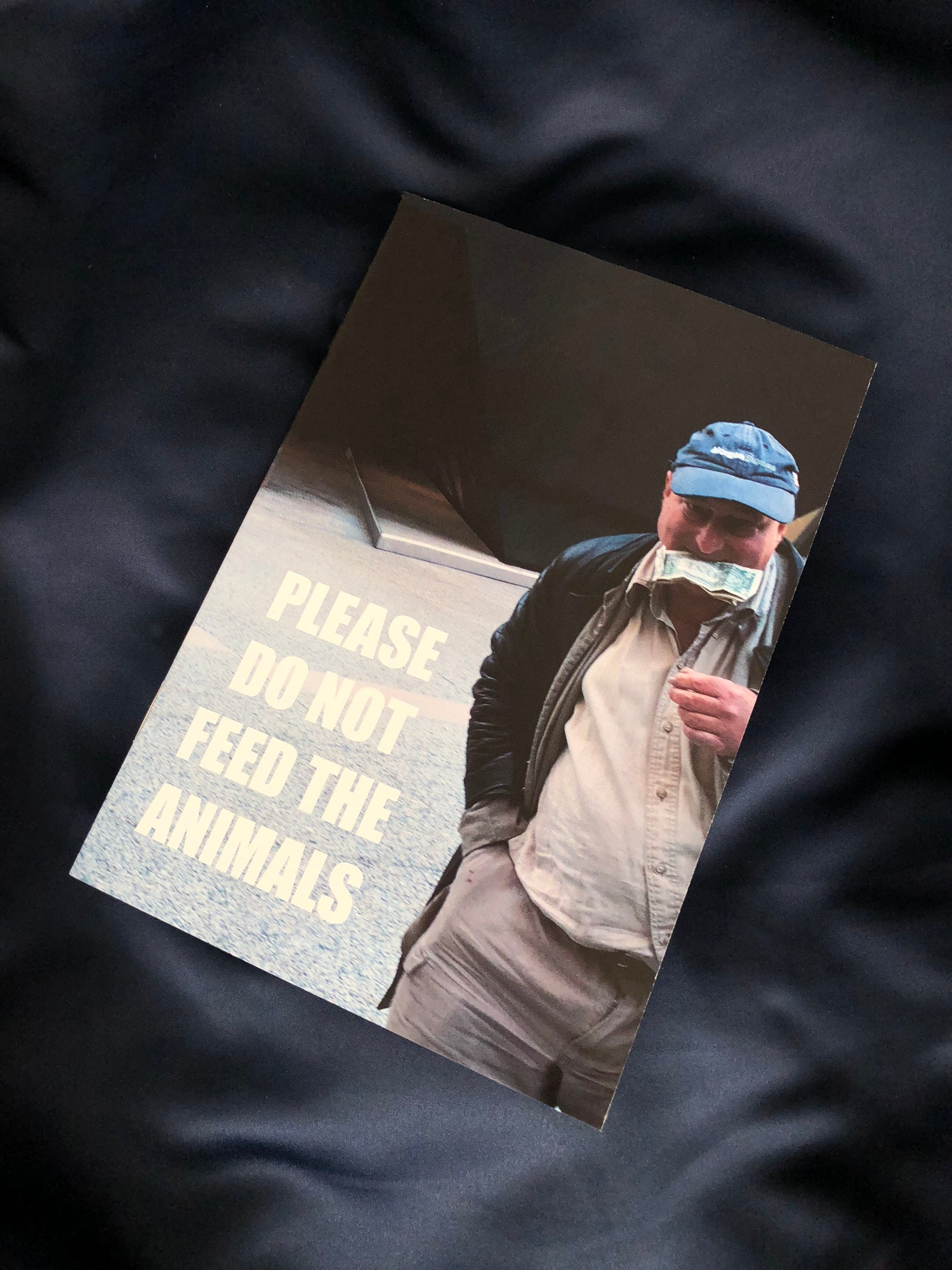 "Image of ""Do Not Feed the Animals"" Photo 'zine"