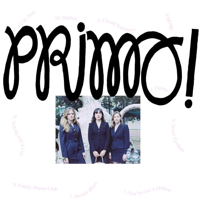 Image of PRIMO! - 'Amici'