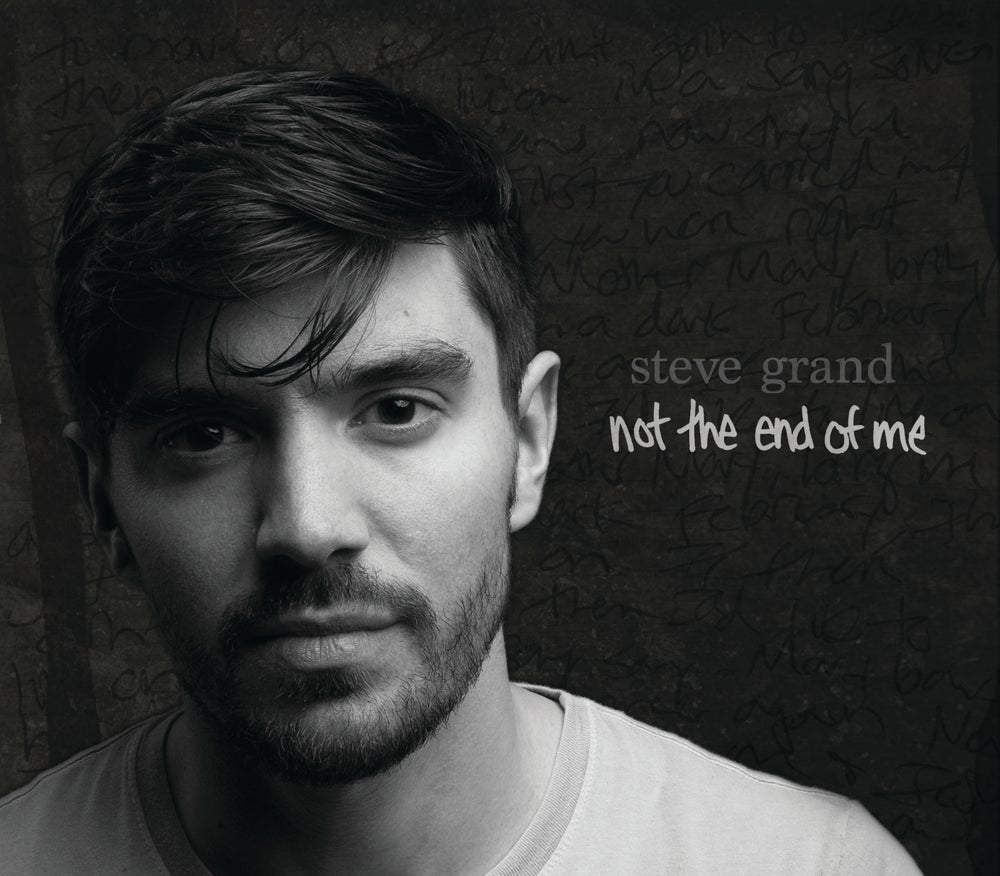 Image of 'not the end of me' Album on CD