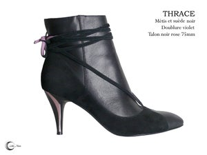 Image of THRACE Noir - Black