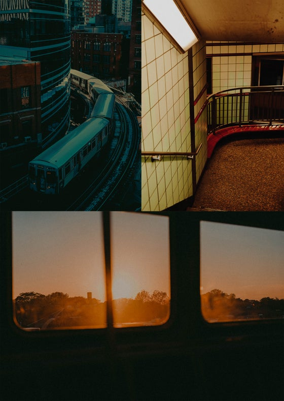 Image of Chicago,IL. Photograph Print Pack by Adam Fields